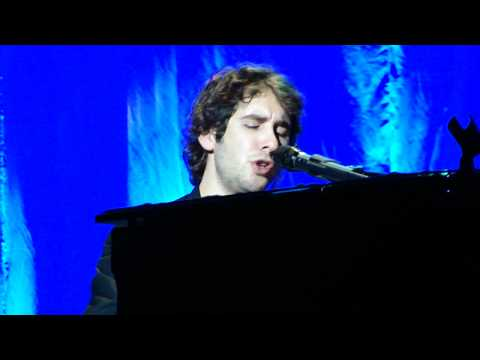 Josh Groban - Bells of New York City (Tampere, Finland 26.09.11)