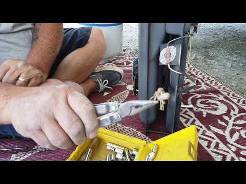 Clean the Jet on my RV Propane Heater