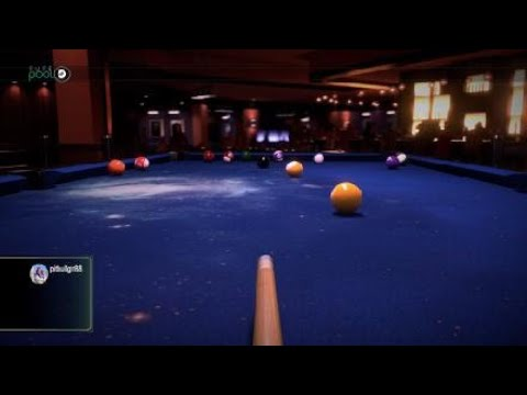 Pure Pool™ quick game |