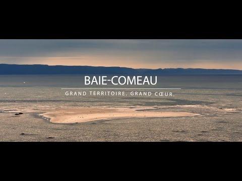 Le tourisme à Baie-Comeau : un grand territoire, des gens de coeur