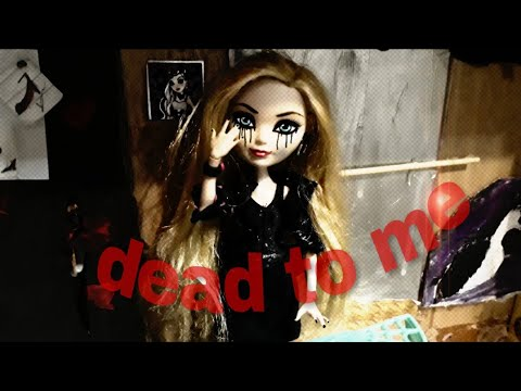 Melanie Martinez dead to me ever after high stop motion