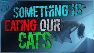 """Something is Eating Our Cats"" 
