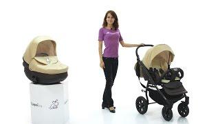 видео Купить Tutis Tapu (3 в 1) - цены на коляску, отзывы, обзор на Tutis Tapu (3 в 1) - Коляска для новорожденных Коляски 3 в 1