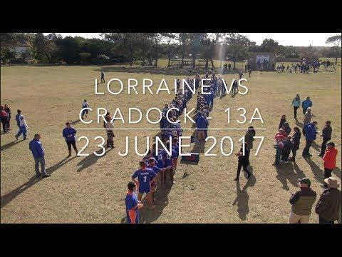 Lorraine vs Cradock - 13A