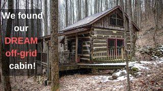 Off Grid Cabin Tour - John's Rest