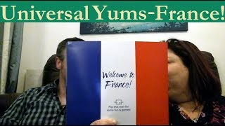 Universal Yums Unboxing - France!