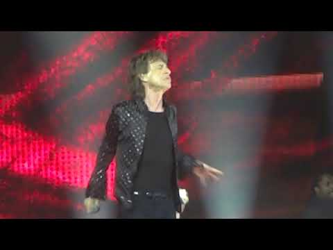 """The Rolling Stones, """"You got me rocking"""", JC Arena Amsterdam, 30-09-2017"""