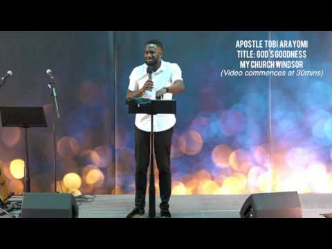 """Tasha Cobbs Leonard- """"Goodness of God"""" (Live from my relentless church) from YouTube · Duration:  9 minutes 29 seconds"""