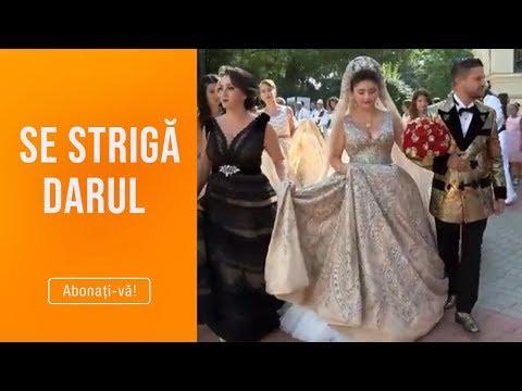 Se Striga Darul (15.06.2019) - Nunta Fastuoasa De 5 Stele, Cu Oameni De Bani Gata! Sezon 5, Ep 1