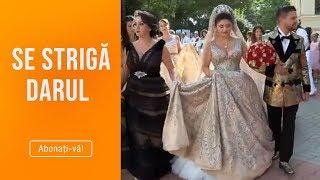 Se Striga Darul 15.06.2019   Nunta Fastuoasa De 5 Stele Cu Oameni De Bani Gata Sezon 5 Ep 1