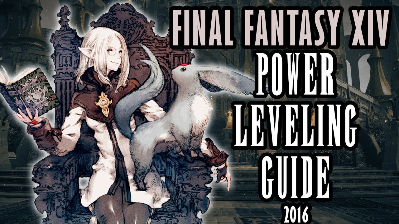 a realm reborn leveling guide