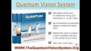 Quantum Vision System: A Online Guide to improve Your eyesight