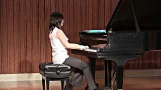 """Yun Liang: Chopin Etude Op.25 No.1 in A Flat Major """"Harp Study""""   Piano lessons in Central NJ"""