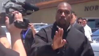 flushyoutube.com-Kanye West Worst Moments With Paparazzi - Abusing, Fighting & more