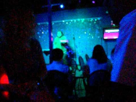 Karaoke @ Kroaky's - Asshole by Denis Leary