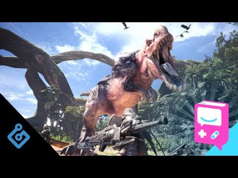 Our Monster Hunter: World Community Game Club Discussion