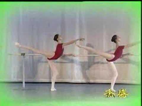 ballet techniques---control