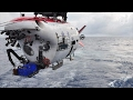 China's deep sea submersible heads for Indian Ocean