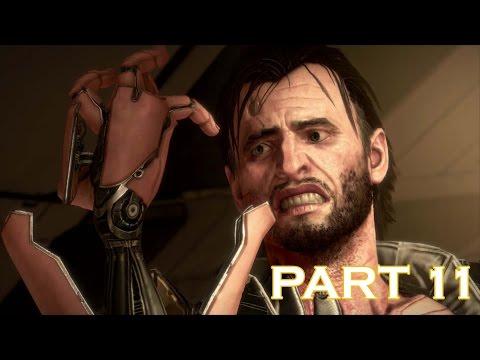 Deus Ex: Mankind Divided Walkthrough Gameplay Part 11 - Talos Rucker (PS4)