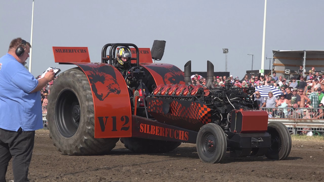 Limited 35t Tractor Pulling Edewecht 2018 By Mrjo Youtube