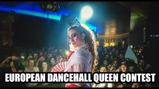 Irie Queen @DhqIrie -Spain- 3ºPlace at European Dancehall Queen Contest- Full Rounds