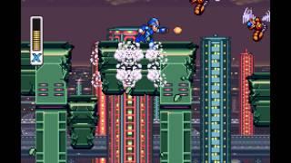 Mega Man X - Mega Man X Beginning (SNES) - User video