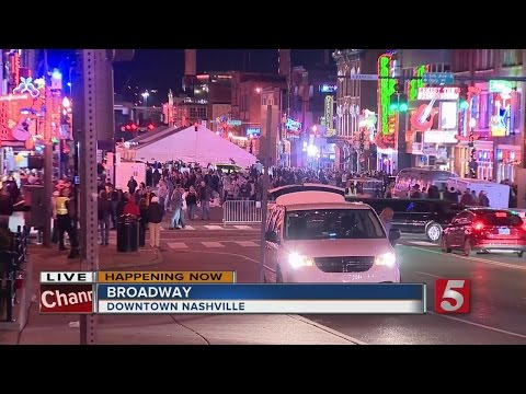Thousands Enjoy Nashville After Music City Bowl