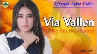Download Ngukir Sandiworo - Via Vallen (OM. Sera)  |  Lyric   #music Mp3