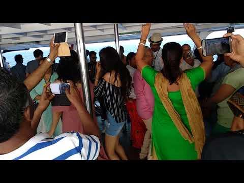 Port Blair traveling to ship Havelock island at Andaman and nicobar island