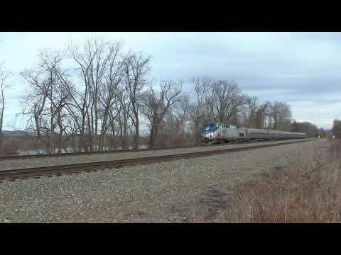 2/26/2018 Amtrak Pennsylvanian, train 43 NS 07T, Cove, PA