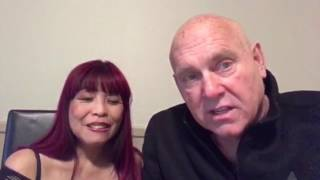 Cumisha Amado, Adult Film Star with Dennis Hof, Owner of HBO Series Moonlite Bunny Ranch- Booking I