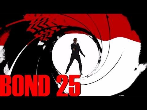 Retro Bond 25 Gunbarrel (Final Concept)