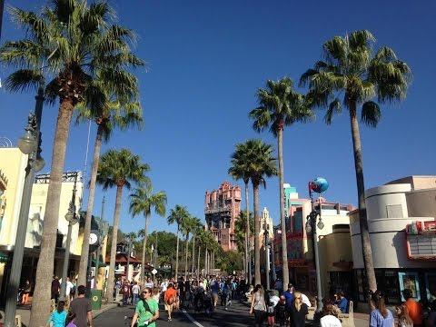 Hollywood Studios Walt Disney World Vlog January 2017