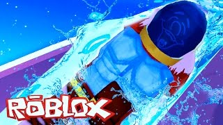 THE BEST WATER PARK! (Roblox) ft. Vegle/Resiak