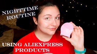 My Skincare Routine Using Aliexpress Products