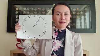 การบอกเวลาในภาษาอังกฤษง่ายๆ