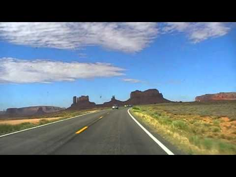 USA: California- Nevada- Utah- Arizona 2008 HD