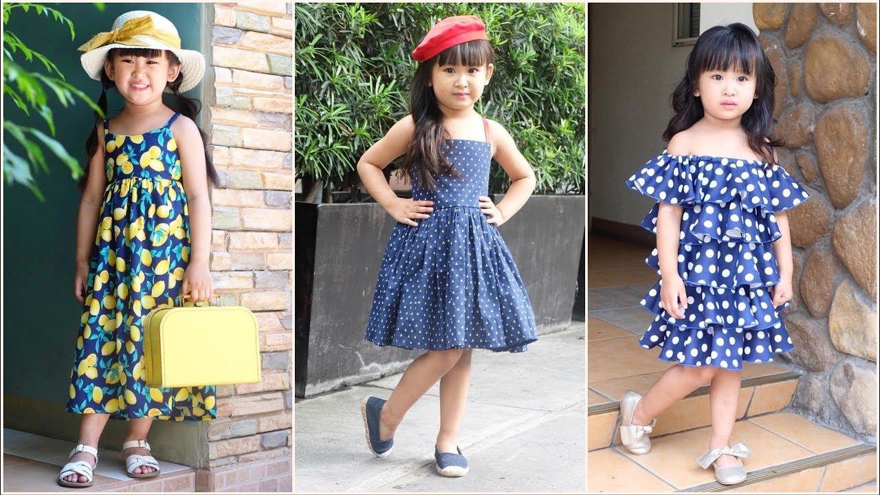 اشيك فساتين اطفال بنات صغار 2018 فساتين اطفال بناتي شيك جدا ضيقة وقصيرة Youtube Fashion Abaya