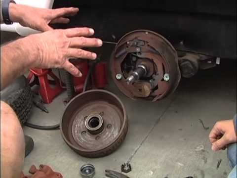 Rv How To Checking The Trailer Brakes