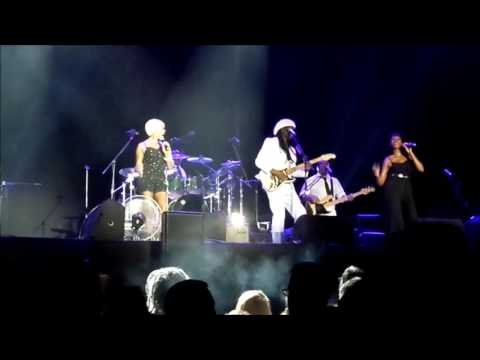 CHIC ft. NILE RODGERS - Le Freak (28.06.2016) 23rd Istanbul Jazz Festival