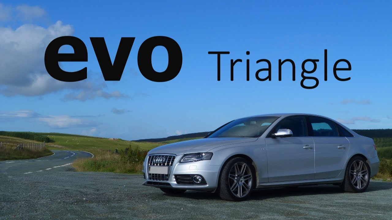 Download EVO TRIANGLE NORTH WALES | Best driving roads in the world?