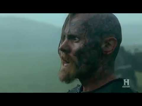 Vikings - King Harald Kills His Brother, Halfdan [Season 5 Official Scene] (5x10) [HD]