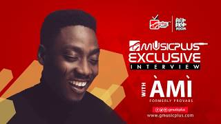 Hip-Hop FOCUS : Exclusive Interview With AMI (Formerly Provabs)  | GMusicPlusTV