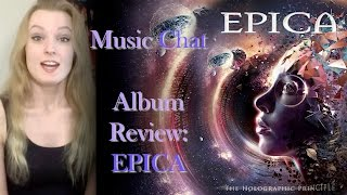 Epica - The Holographic Principle/Edge of the Blade EP Unboxing and Review - Music Chat