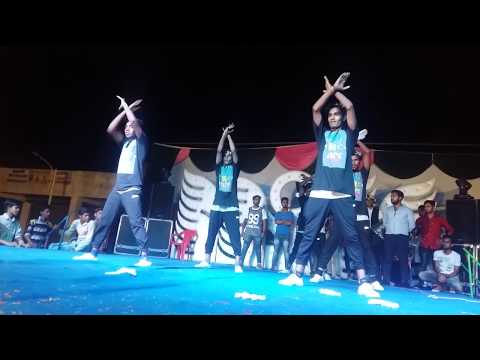 Zinda Song Krump & Hip Hop Mix Choreography