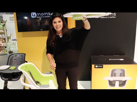 NEW 4Moms High Chair For 2016