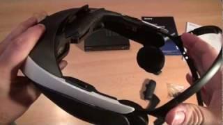 Test Sony 3D-Video-Brille HMZ-T1: Caulius probiert es aus Nr. 15