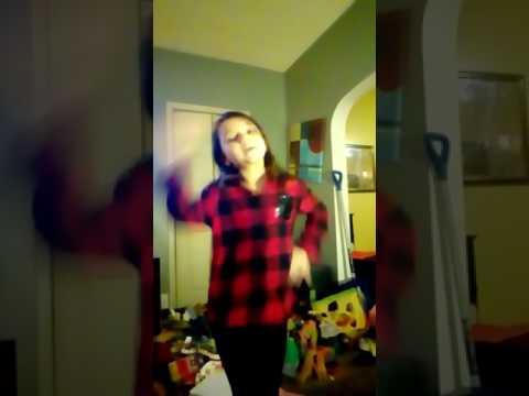 Gracie singing shower remix