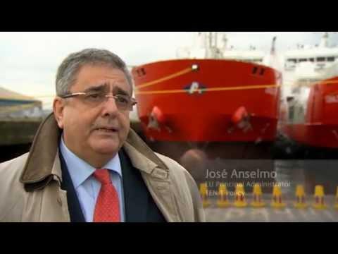 Anthony Veder LNG Vessels Naming Ceremony