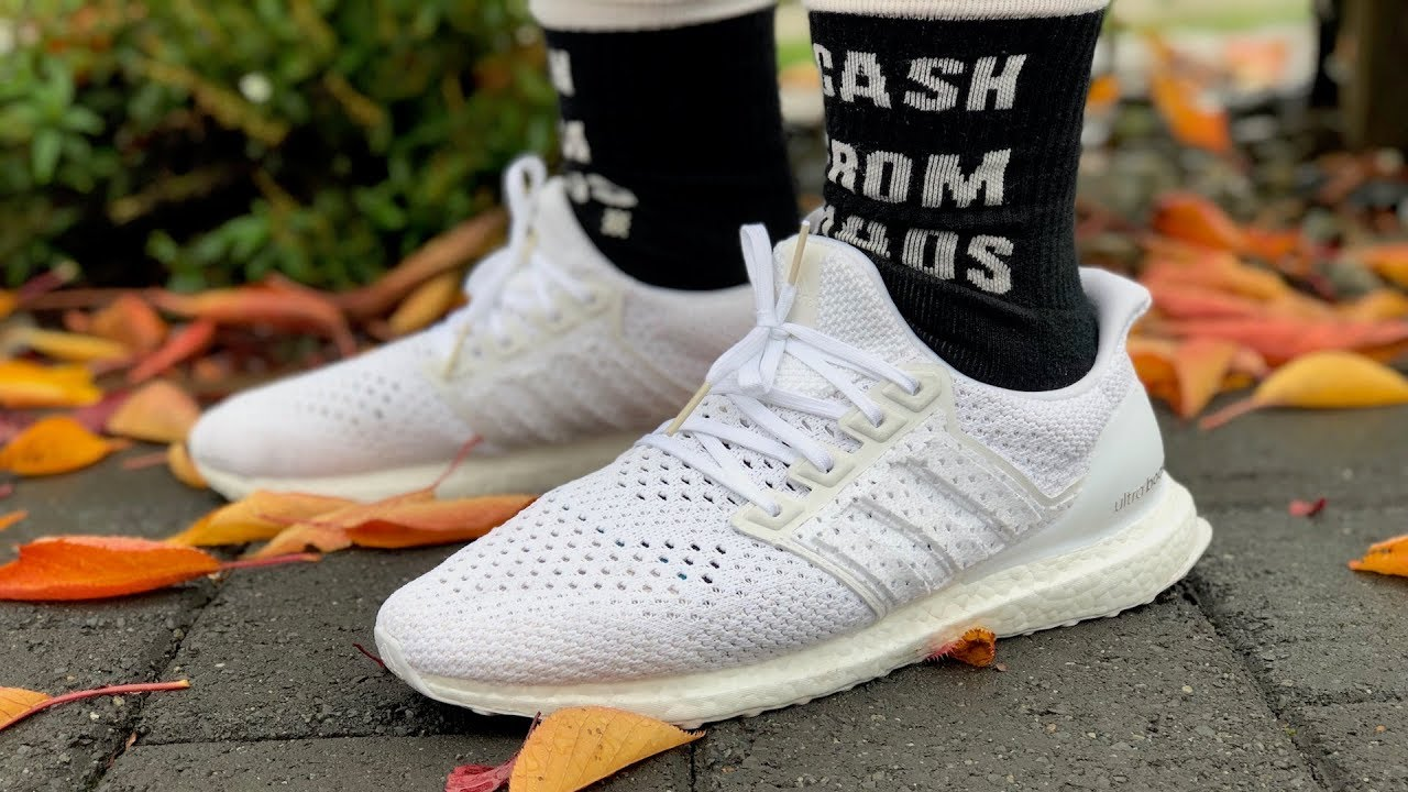 adidas UltraBOOST Clima Triple White Review: Best UltraBOOST for Hot Summers?